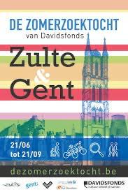 Zomerzoektocht Davidsfonds trekt naar Zulte en Gent